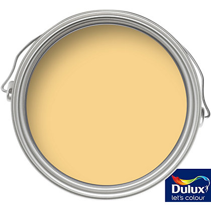 Image for Dulux Travels in Colour Sunny Day Matt Tester Paint - 50ml from StoreName