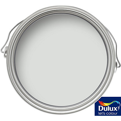 Image for Dulux Travels in Colour Pearl Grey Matt Tester Paint - 50ml from StoreName