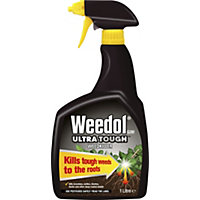 Weedol Gun! Ultra Tough Weedkiller Ready To Use - 1L