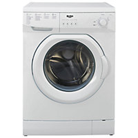 Bush F841QW 8KG 1400 Spin Washing Machine-White/Ins/Del/Rec.