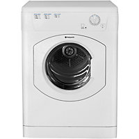 Hotpoint FETV60CP Vented Tumble Dryer - White/Exp Del.