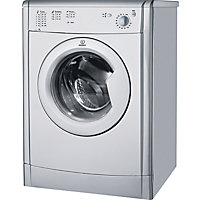Indesit IDV75S Vented Tumble Dryer - Silver/Exp Del.