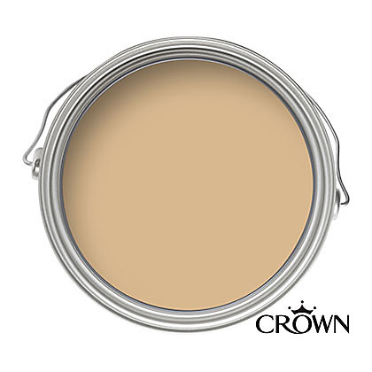 Image for Crown Period Colours Breatheasy Imperial Gold - Flat Matt Emulsion Paint - 40ml Tester from StoreName
