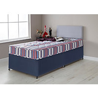 Forty Winks Bibby Anti Dustmite Shorty Divan Bed.