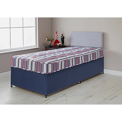 Forty Winks Bibby Basic Shorty Mattress At Homebase Be Inspired And Make Your House A Home