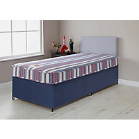 Forty Winks Bibby Basic Shorty Divan Bed.