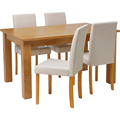 dining room sets in a variety of colours styles at homebase