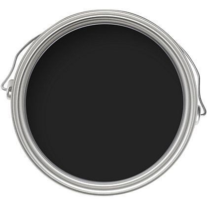 Image for Dulux Weathershield Multi Surface Quick Dry Satin Black - 750ml from StoreName