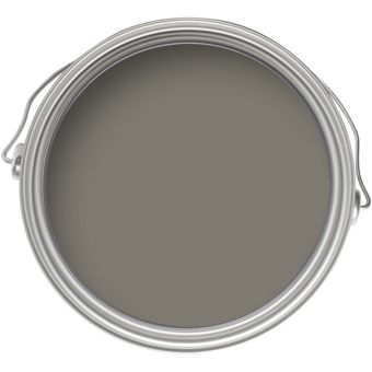 Dulux Grey Satin Paint