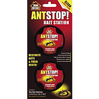 Home Defence Ant Stop! Bait Station - 2 Traps