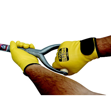Image for Spear & Jackson Digger Gardening Gloves - Large from StoreName