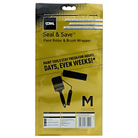 Coral Seal & Save Paint Roller Wrapper - 9 Inch