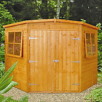 Homewood Corner Shed - 10ft x 10ft