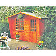 Homewood Goodwood Wooden Summer House - 10ft 6in x 11ft 6in