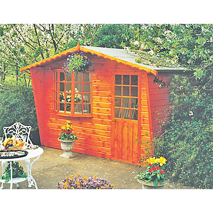 Image for Homewood Goodwood Wooden Summer House - 10ft 6in x 11ft 6in from StoreName