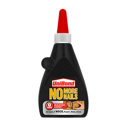 Image for UniBond No More Nails Wood Glue - 120g from StoreName