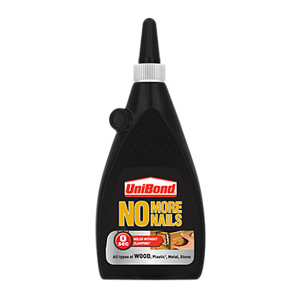 Image for UniBond No More Nails Wood Glue - 225g from StoreName