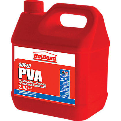 Image for UniBond Super PVA Jerry Can - 2.5L from StoreName