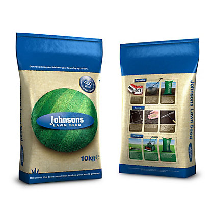 Image for Johnsons Shady Place Lawn Seed - 10kg from StoreName