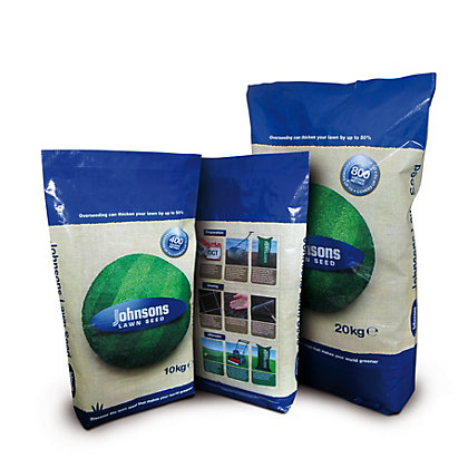 Image for Johnsons Anytime Lawn Seed - 10kg from StoreName