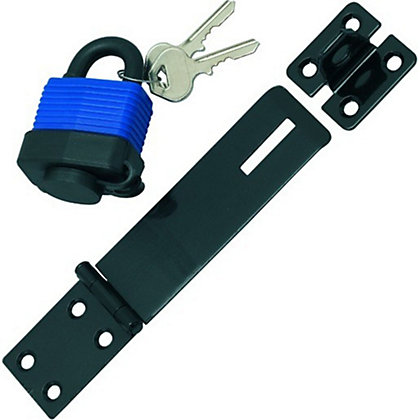 Image for Shed Locking Gate Kit with Padlock from StoreName