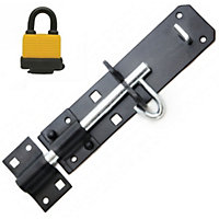 Padbolt Lockable Kit with Padlock