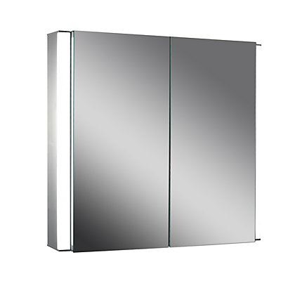 Image for Lumino Allegro Illuminated Cabinet - Mains Powered - 65 x 70cm from StoreName