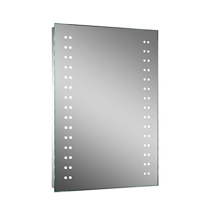 Image for Lumino Aria Illuminated Mirror - Mains Powered - 50 x 70cm from StoreName