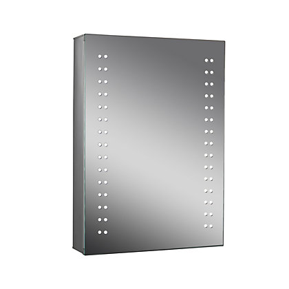 Image for Lumino Aster Illuminated Cabinet - Mains Powered - 50 x 70cm from StoreName