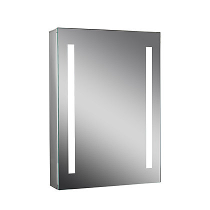 Image for Lumino Ossia Illuminated Cabinet - Mains Powered- 50 x 70cm from StoreName