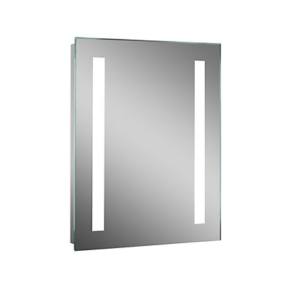 Image for Lumino Clarino Illuminated Mirror - Mains Powered - 39 x 50cm from StoreName