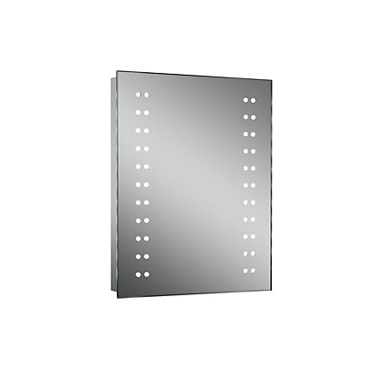 Image for Lumino Molto Illuminated Mirror - Mains Powered - 39 x 50cm from StoreName