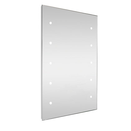 Image for Lumino Lesto Illuminated Mirror - Battery Powered - 30 x 45cm from StoreName