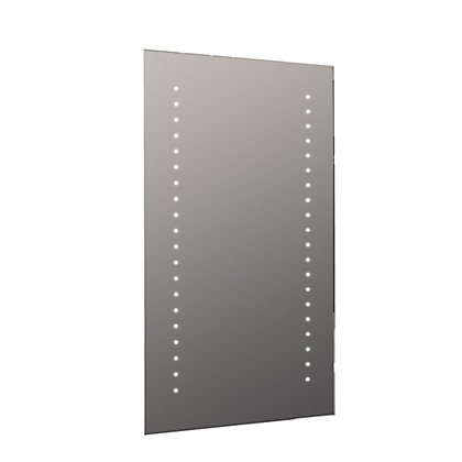 Image for Lumino Arietta Illuminated Mirror - Battery Powered - 45 x 65cm from StoreName
