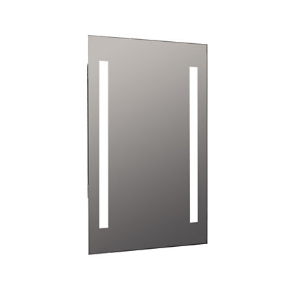 Image for Lumino Cadenza Illuminated Mirror - Battery Powered - 45 x 65cm from StoreName
