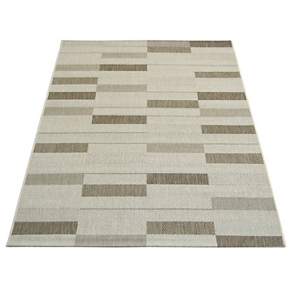 Image for County Parque Taupe Rug - 80 x 150cm from StoreName