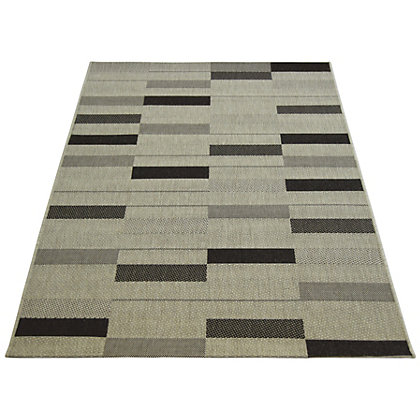 Image for County Parque Grey Rug - 120 x 170cm from StoreName