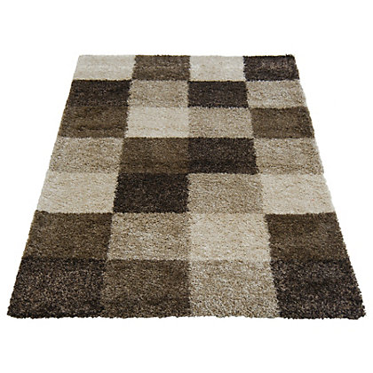 Image for Imperial Blocks Natural Rug - 160 x 230cm from StoreName