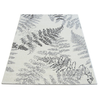 Image for Monte Carlo Fern Natural Rug - 80 x 150cm from StoreName
