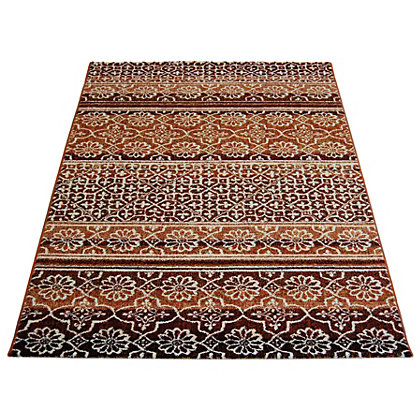 Image for Eternity Moroccan Red Rug - 160 x 230cm from StoreName