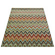 Eternity Zig Zag Multicoloured - 120 x 170cm