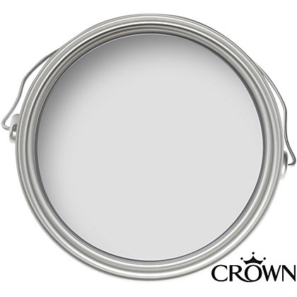 Image for Crown Fashion For Walls Gallery White - Indulgence Matt Emulsion Paint - 125ml Tester from StoreName
