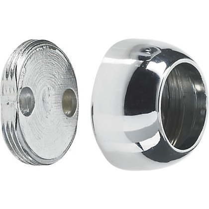 Image for Covered Sockets - Chrome Plated - 25mm from StoreName