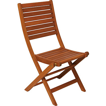 Image for Peru Wooden Folding Chair (Pack of 2) from StoreName