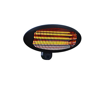 Image for La Hacienda Wall Mounted 2000W Patio Heater from StoreName