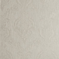 Superfresco Colours Damask Wallpaper - Cream Shimmer