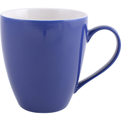 Image for Blue Two Tone Large Bullet Mug from StoreName