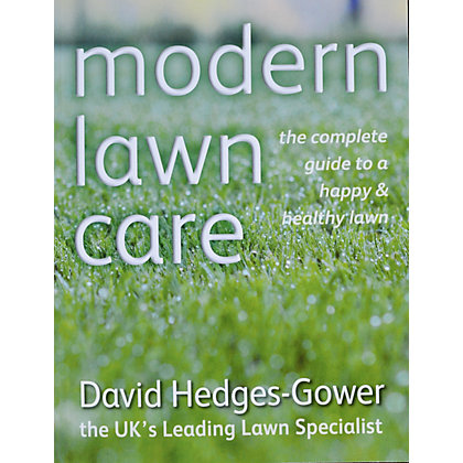 Image for Modern Lawn Care Gardening Book from StoreName