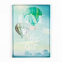 Love is in the Air Canvas