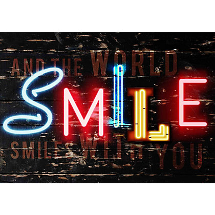 Image for Smile Canvas from StoreName